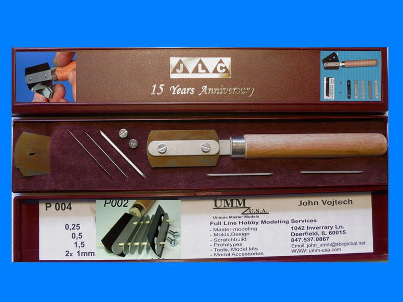 JLC004 - 20 Years Anniversary JLC Micro Saw Pack