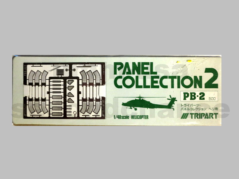 MX-PB-2 Panel Collection 2 Helicopter TRIPART 1/48